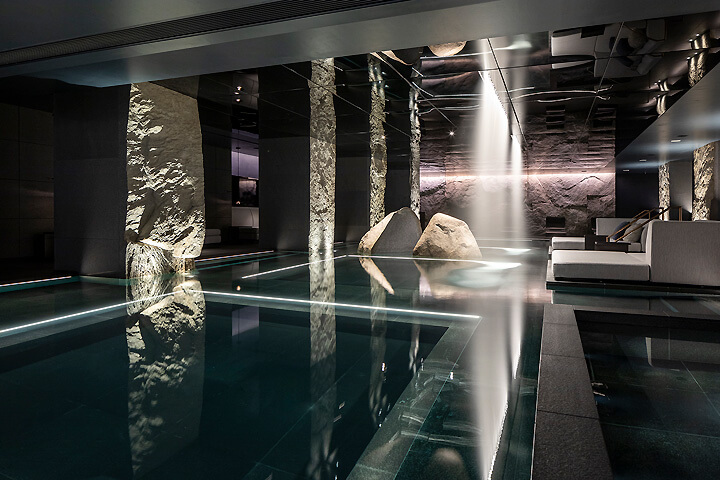 Hotel The Mitsui Kyoto 'Thermal spring'